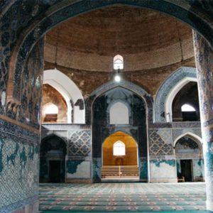 پاورپوینت معرفی مسجد کبود تبریز