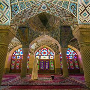 بررسی روند ساخت مساجد در ایران