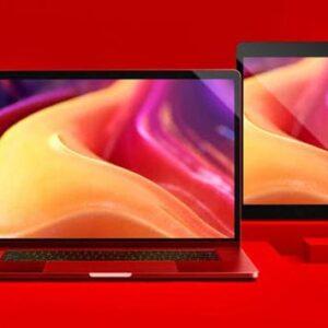 پروژه افتر افکت تیزر تبلیغاتی لپ تاپ Devices