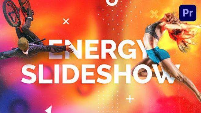 پروژه پریمیر اسلایدر تصاویر ورزشی Slideshow